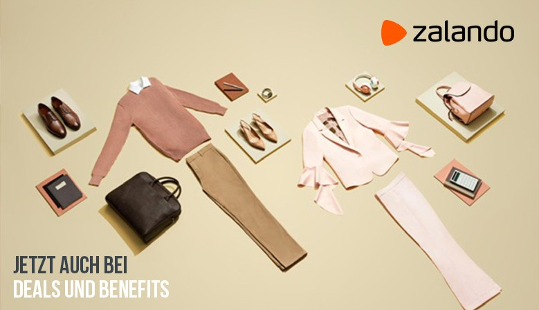 Zalando Cash Card Teaser